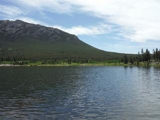 Lily Lakeの様子